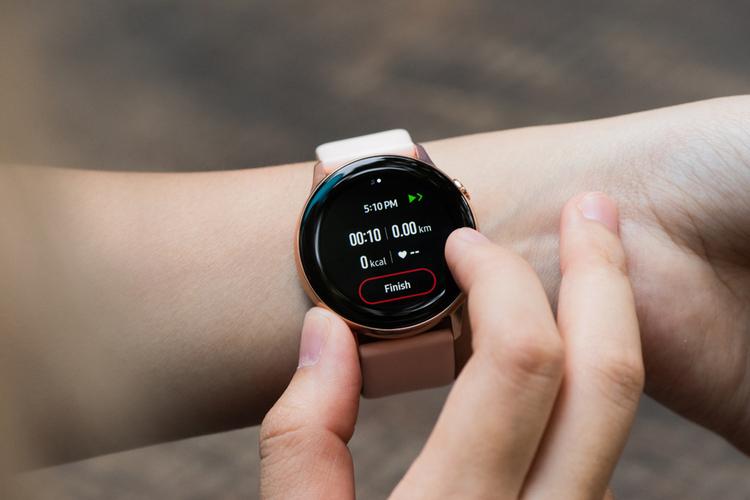 Galaxy Watch Active 2 40mm R830 - گلکسی واچ سامسونگ اکتیو ۲