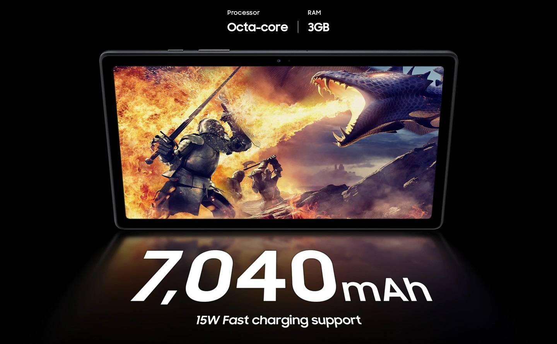 مشخصات فنی تبلت T505 Samsung