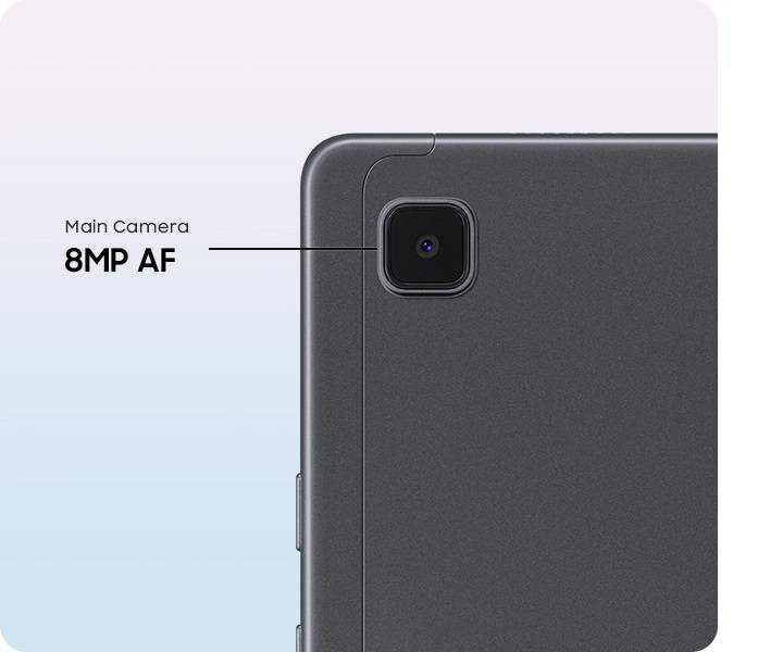 دوربین تبلت A7 T505 Samsung